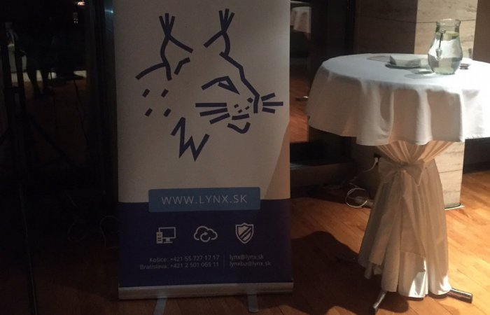 LYNX partnerom Eventu Back to Business Košice