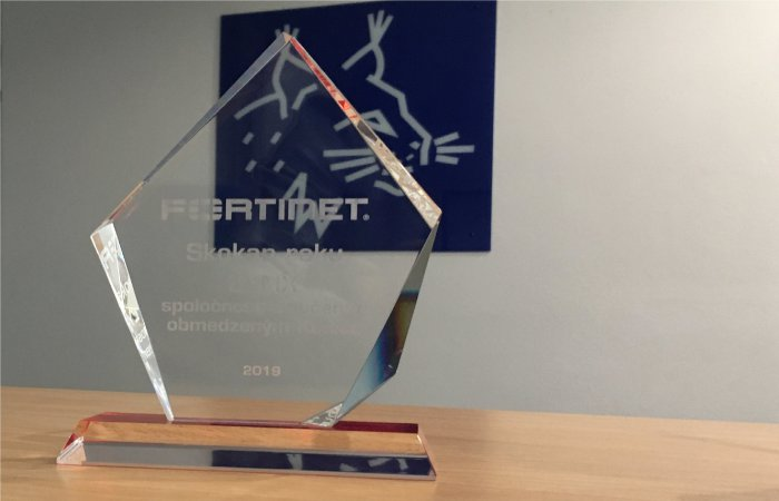 LYNX was again awarded by Fortinet (2019)