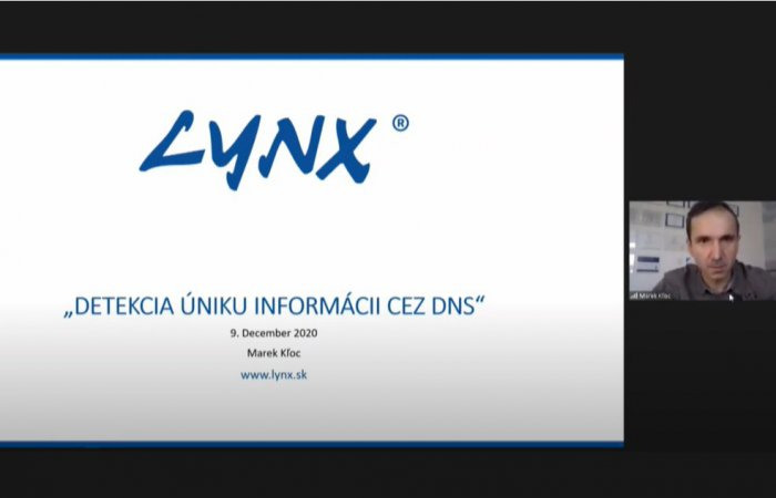 LYNX as a partner of ITAPA 2020